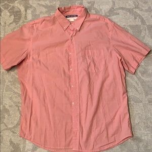Men's Short Sleeve Casual Shirt